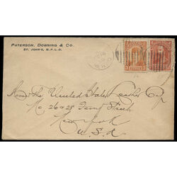 newfoundland cover with 82 and 83
