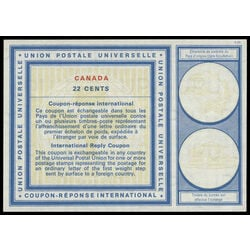 canada revenue stamp rc16 international reply coupons 15 1971