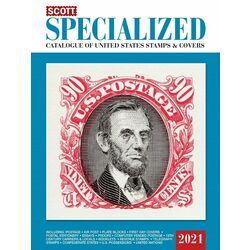 scott united states specialized catalogue