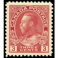 canada stamp 109 king george v 3 1923 m xf 002
