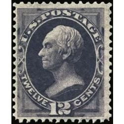 us stamp postage issues 151 clay 12 1870