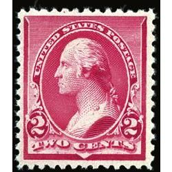 us stamp postage issues 220a washington 2 1890