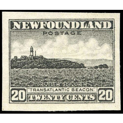 newfoundland stamp 196a cape race 1932