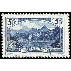 collection of 43 switzerland stamps 206