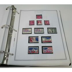 united states minuteman albums collection