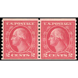 us stamp postage issues 492 washington 2 1916 m 002