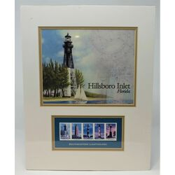 united states lighthouse keepsake