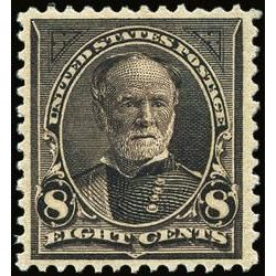 us stamp postage issues 272 sherman 8 1895