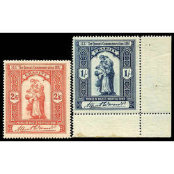 great britain 1897 charity stamps