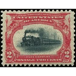 us stamp postage issues 295 fast express 2 1901