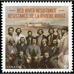 canada stamp 3204 red river resistance 2019
