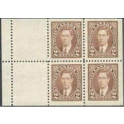 canada stamp 232a king george vi 1937