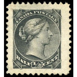 canada stamp 34vii queen victoria 1882 mng xf 003