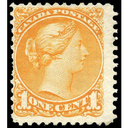 canada stamp 35a queen victoria 1 1873 m f ng 005