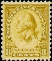 Buy Us 713 Washington 1932 8 162 Arpin Philately