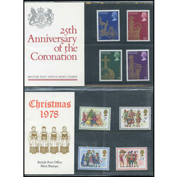 great britain thematic collections
