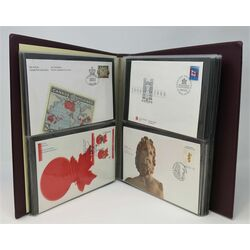 canada first day cover collection 1997 9