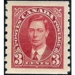 canada stamp 240 king george vi 3 1937