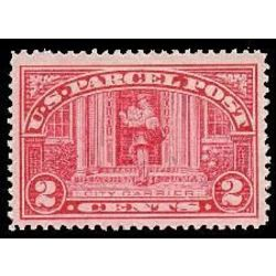 us stamp q parcel post q2 city carrier parcel post 2 1912