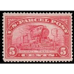 us stamp q parcel post q5 mail train parcel post 5 1912
