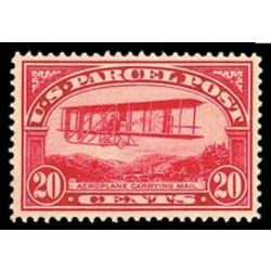 us stamp q parcel post q8 parcel post airplane 20 1912