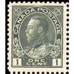 canada stamp 104xx king george v 1 1911