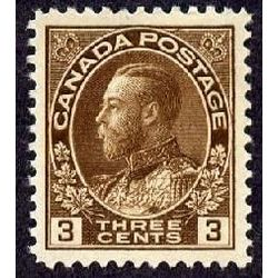 canada stamp 108xx king george v 3 1918