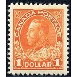 canada stamp 122b king george v 1 1923