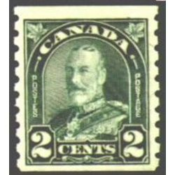 canada stamp 180ii king george v 2 1931