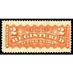 canada stamp f registration f1i registered stamp 2 1875