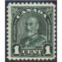 canada stamp 163ii king george v 1 1930