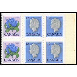 canada stamp 781b floral definitives 1977
