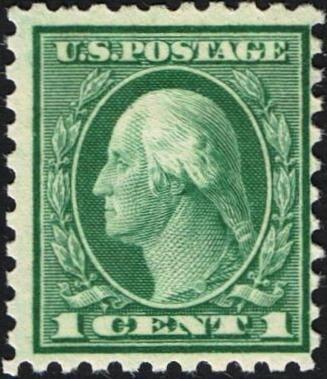 Buy Us 462 Washington 1916 1 162 Arpin Philately