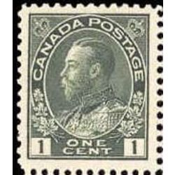 canada stamp 104x king george v 1 1911