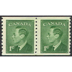 canada stamp 295pa king george vi 1949