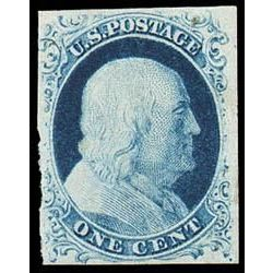 us stamp postage issues 9 franklin 1 1851