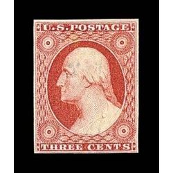 us stamp postage issues 11 washington 3 1851
