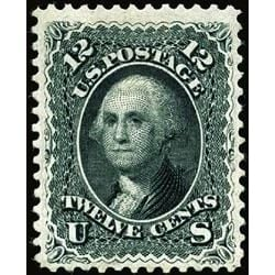 us stamp postage issues 69 washington 12 1861