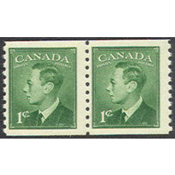 canada stamp 297pa king george vi 1950