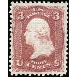 us stamp 83 washington 3 1867