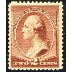 us stamp postage issues 210 washington 2 1883