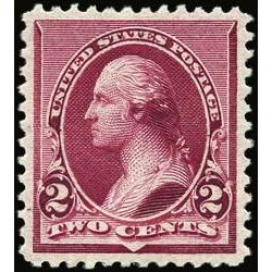 us stamp postage issues 219d washington 2 1890