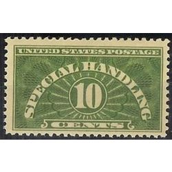 us stamp qe special handling qe1 special handling 10 1925
