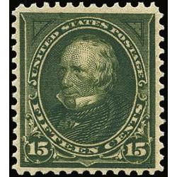 us stamp postage issues 284 clay 15 1898
