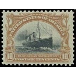 us stamp postage issues 299 fast ocean navigation 10 1901