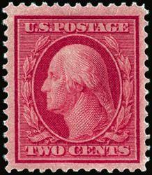 Buy Us 332 Washington 1908 2 162 Arpin Philately
