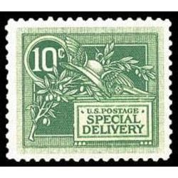 us stamp e special delivery e7 helmet of mercury and olive branch 10 1908