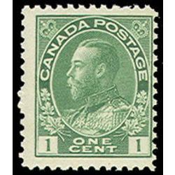 canada stamp 104ii king george v 1 1920