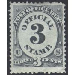 us stamp o officials o49 post office 3 1873