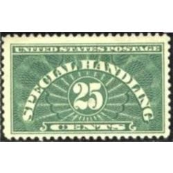 us stamp qe special handling qe4 special handling 25 1925